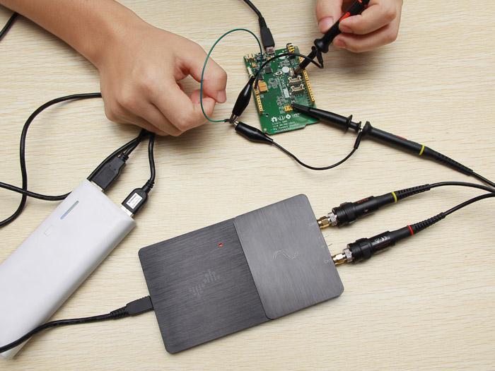 Как из ноутбука сделать измерительный прибор