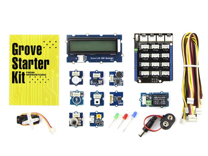ardx arduino starter kit pdf