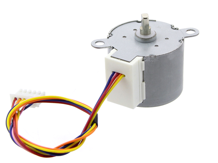 Small size and high torque stepper motor 35byj412 for How to size a stepper motor