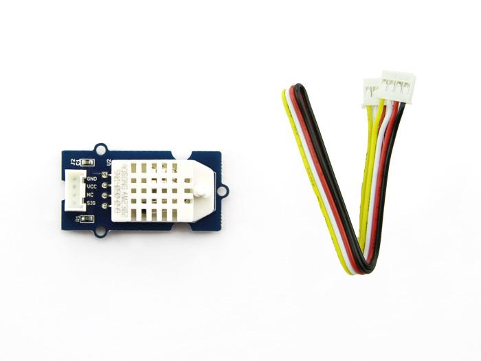 Sensores de temperatura y humedad GROVE