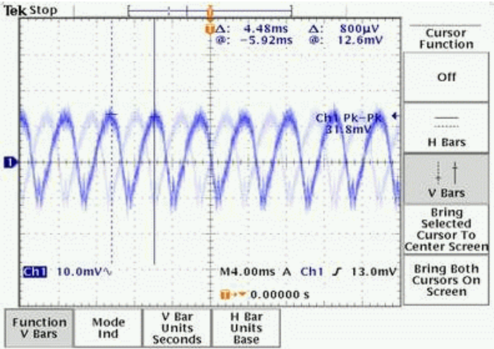 RF# Method for power and ground from the WiFi transceiver RF