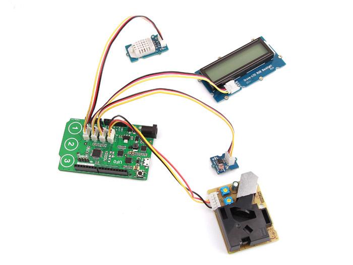 UF0 - STM32F0 Cortex-M0, Arduino& Grove compatible Platform