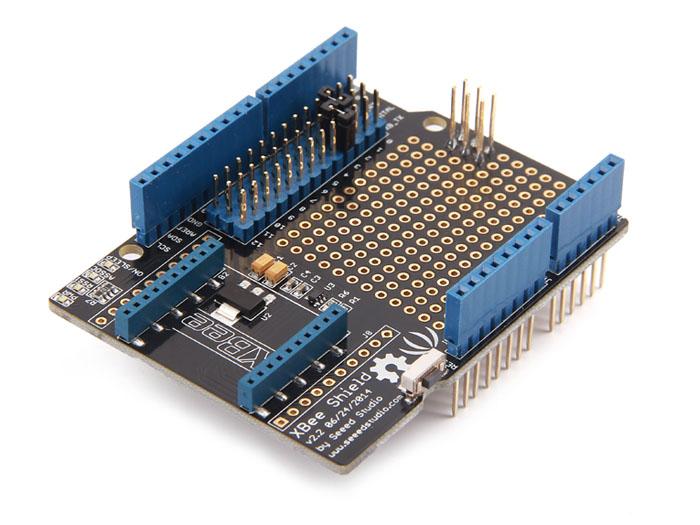 0 5 Inch Oled Display Arduino Shield Shield For Arduino