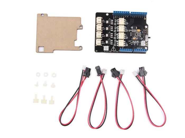 EL Shield - Shield for Arduino - Seeed Studio