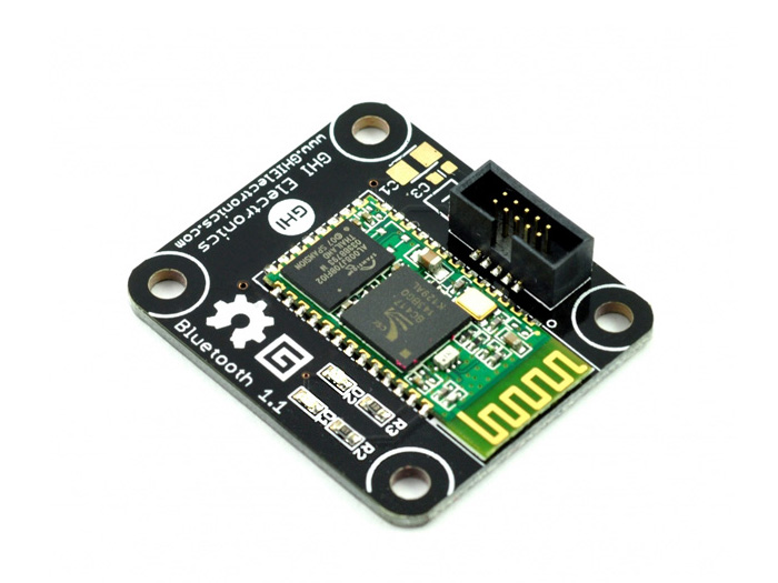 Bluetooth Module - .NET Gadgeteer Compatible