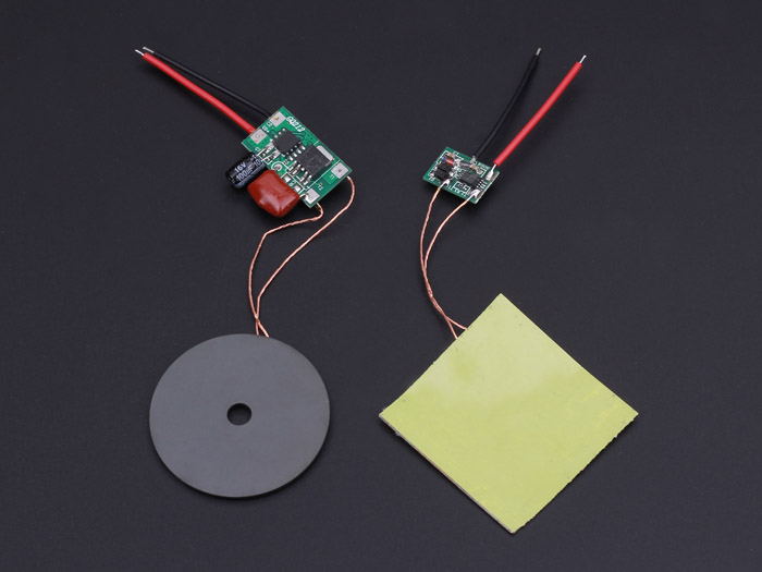 Smart Wireless Charger Transmitter - 5V&0.6A