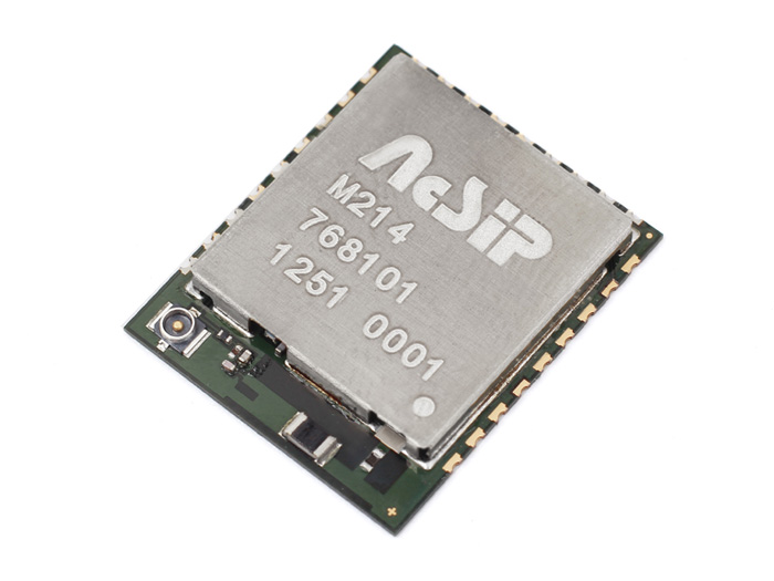 LinkIt Connect 7681 Module - Scale for Wi-Fi solution