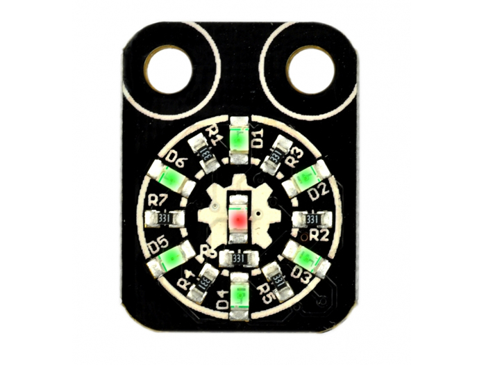 LED7R Module - .NET Gadgeteer Compatible