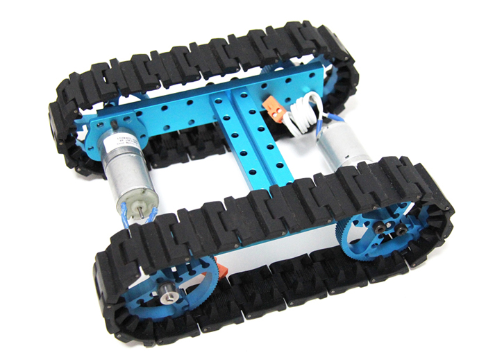 Makeblock Starter Robot Kit - Blue