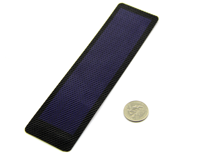 2V 0.5W Thin-film Flexible Solar Panel