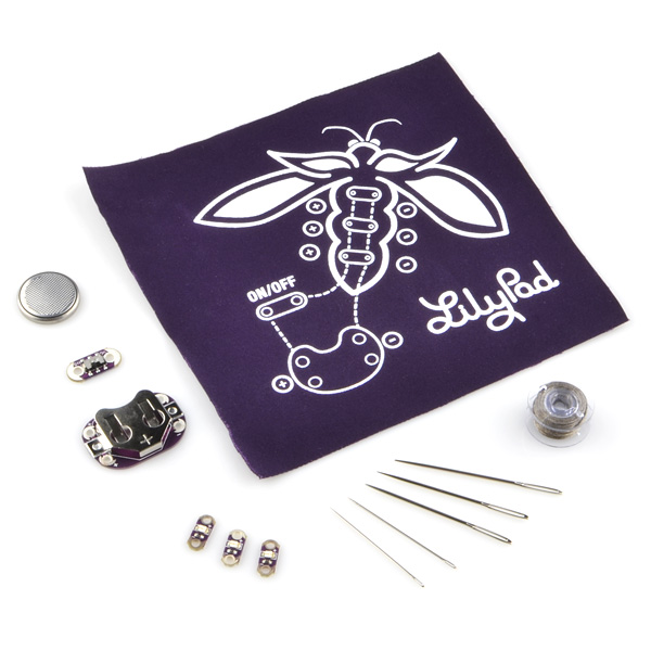 LilyPad TechStyles Kit