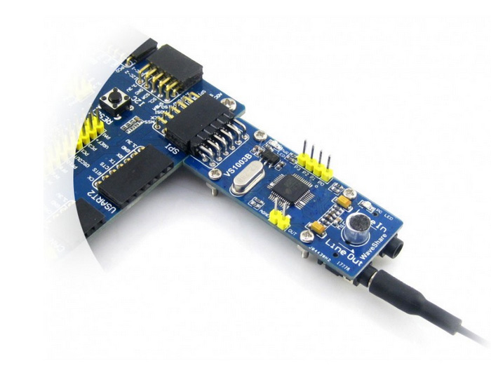 VS1003B MP3 Board