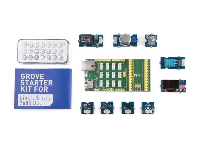 Seeed Studio BeagleBone Green Wireless IOT Developer