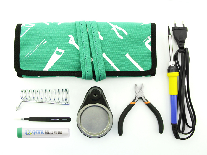 Soldering Starter Pack (with Soldering iron 22W 230V)