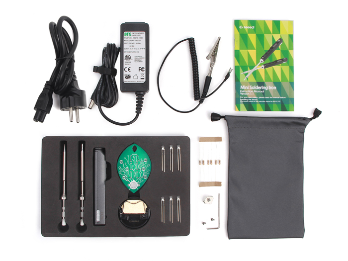 Mini Soldering Iron Deluxe Kit (Europe Standard)