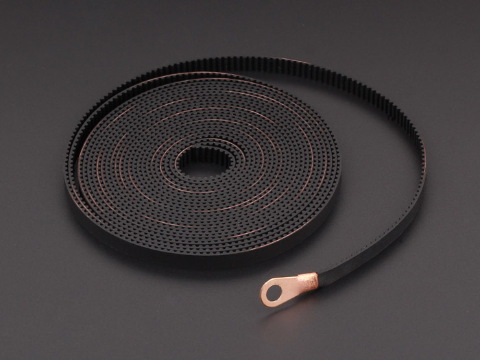 Popbelt S2M-6mm toothed timing belt