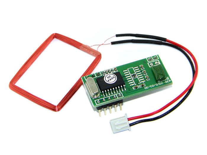 125Khz RFID module - UART