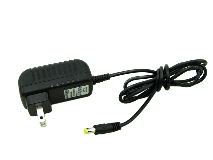 Wall Adapter Power Supply - 12VDC 1A