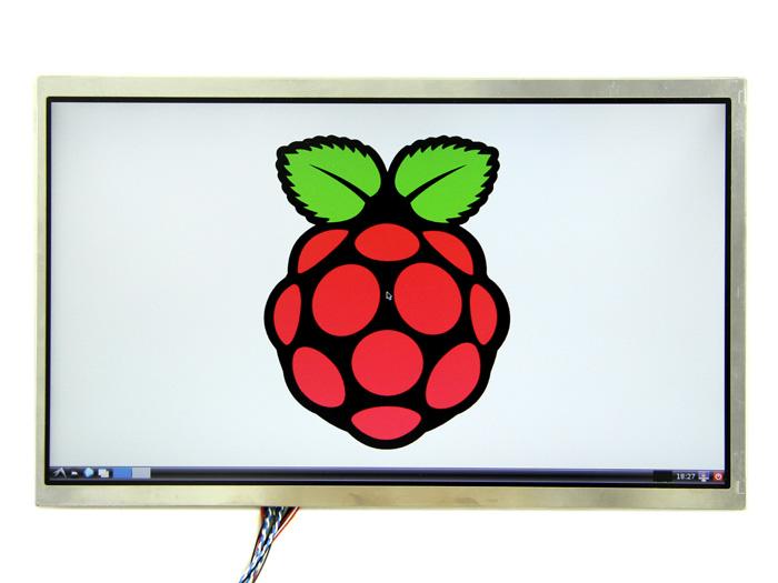 10.1 Inch LCD Display - 1366x768 HDMI&VGA&NTSC&PAL