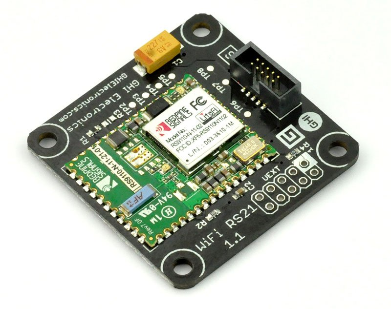 WiFi RS21 Module - .NET Gadgeteer Compatible