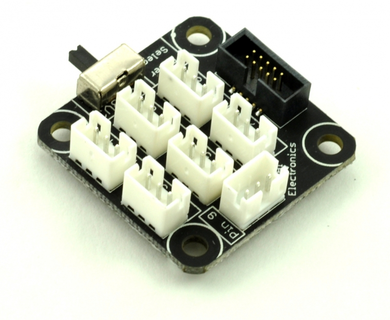 eblock Expansion Module - .NET Gadgeteer Compatible