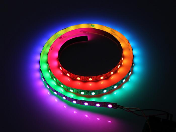 Nice Digital RGB LED Flexi Strip 30 LED   1 Meter ... Design