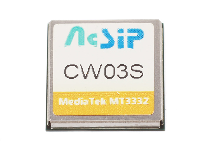 LinkIt MT3332 Module -Scale for GNSS module