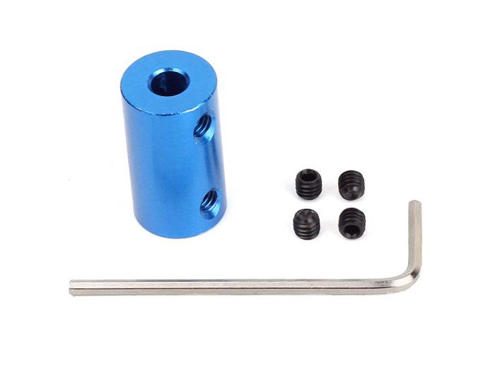 Aluminum Shaft Coupler(5-5mm)