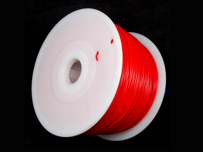3D Printer ABS Filament - Red
