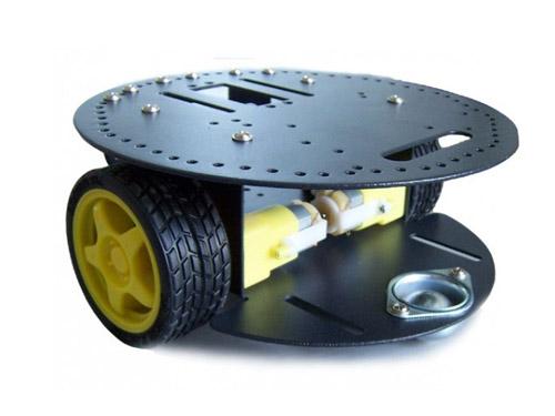 Wd arduino compatible mobile platform robotics kits