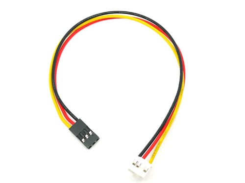 Grove - Electronic brick 3 pin to Grove 4 pin converter cable (5 PCs pack)