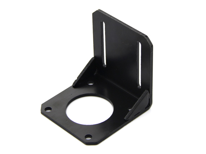 57 Step Motor Frame - Black