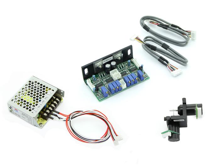 Galvanometer motor (SC17-15K)