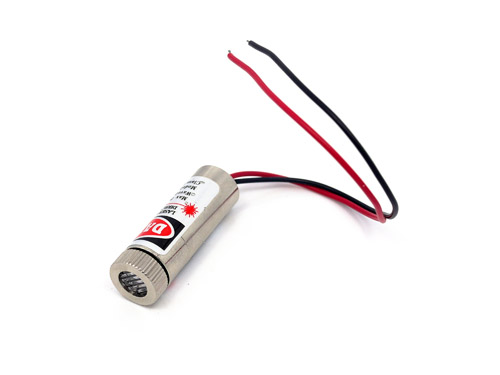 5mW Laser Module emitter - Red Line