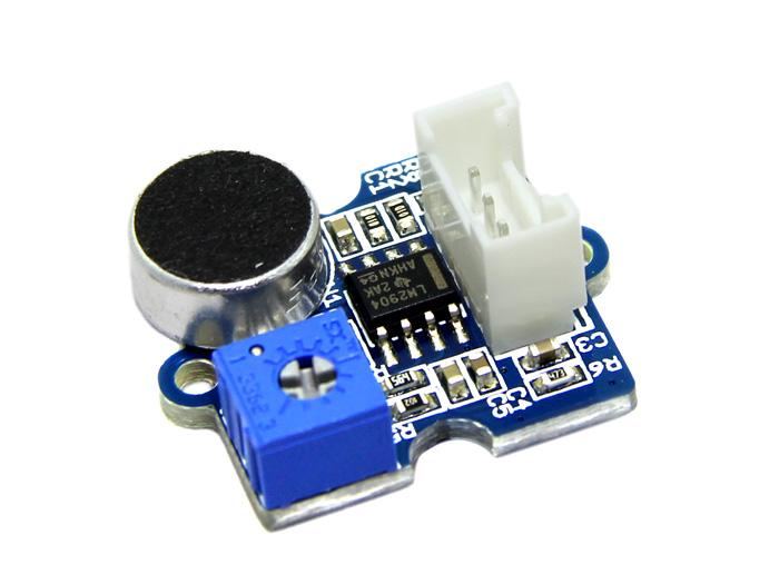grove loudness sensor sensor seeed studio