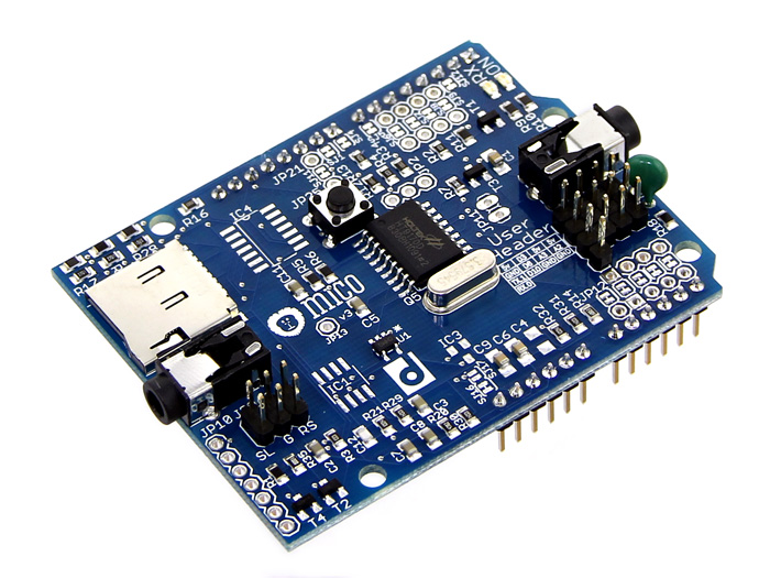MICO Shield for Arduino