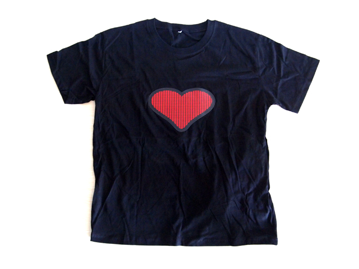 Heart-felt Shirt - Xtra-Large