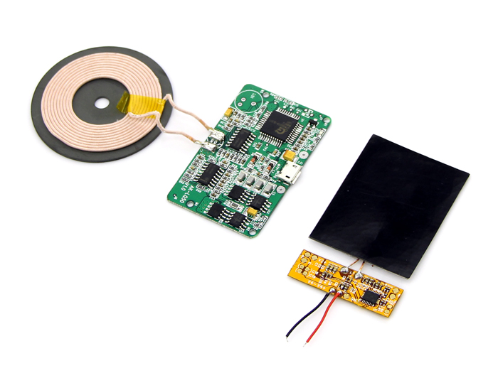 QI Wireless Charging Module Kit - 5V&1A