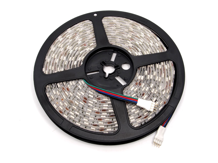 Flexible Waterproof LED Strip - RGB