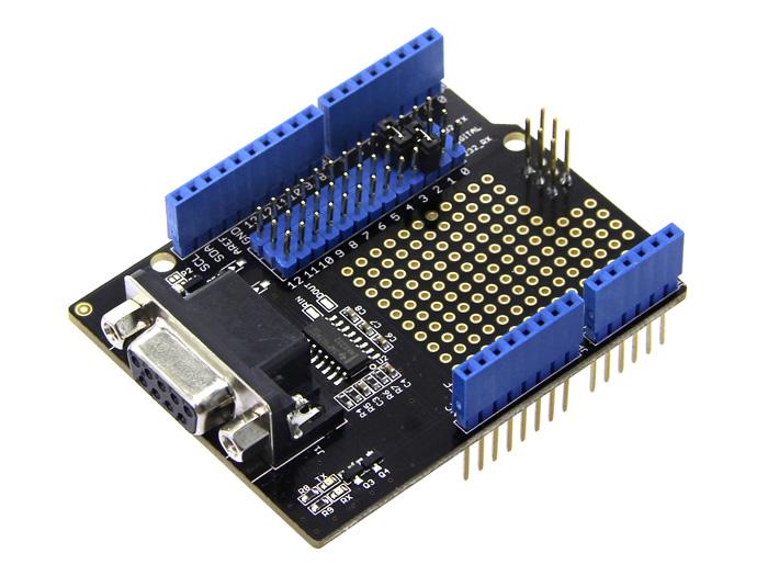 RS232 Shield - Shield for Arduino - Seeed Studio