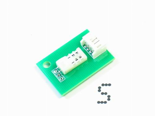 Humidity temperature sensor module