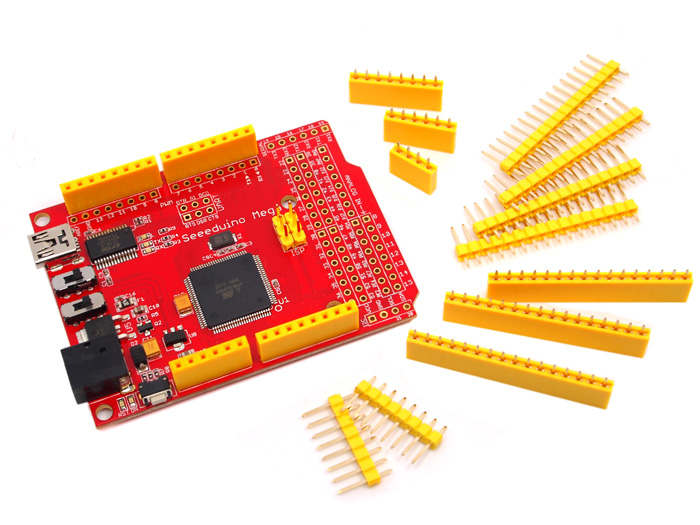 Blend V1 0 - a single board integrated with Arduino and BLE