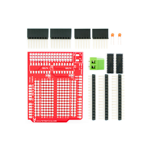 Renbotics Servo Shield Rev 1.1