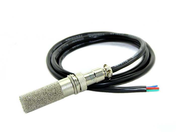 Soil Moisture & Temperature Sensor