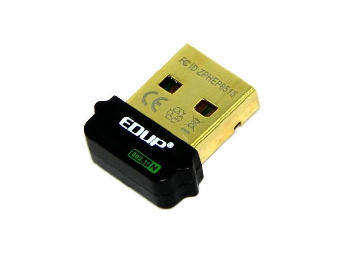 Tidsmæssigt 802.11b&g&n 150Mbps Wireless USB Adapter - Cellular - Seeed Studio JC-67