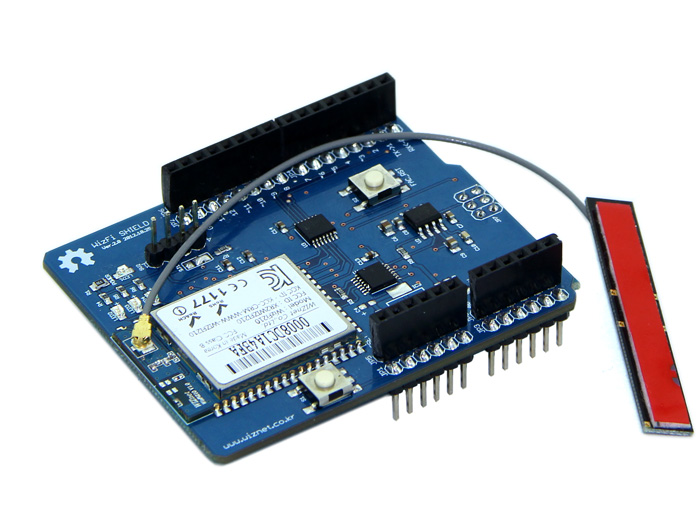 Inch oled display arduino shield for