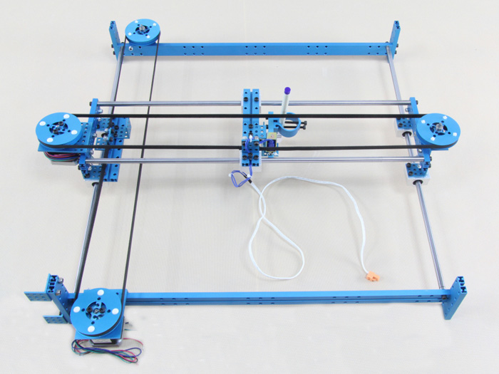 XY-Plotter Robot Kit (No Electronics)