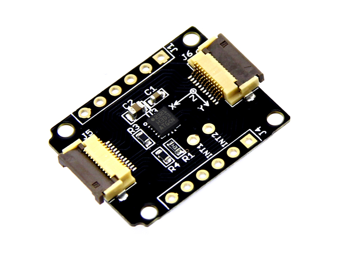 Xadow-3-Axis Digital Accelerometer(±400g)