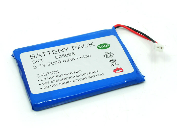 Lithium Ion polymer Battery - 2A