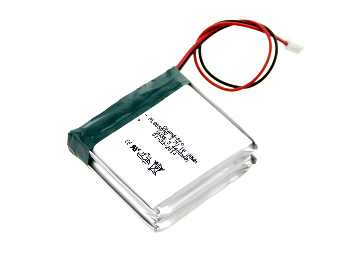 Polymer Lithium Ion Battery - 4400mAh 3.7V